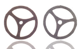 Metal Cog Wheels Stock Images