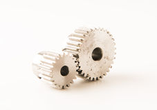 Metal Cogwheel Stock Image