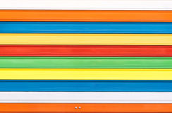 Metal colorful background Stock Photos