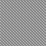 Metal com teste padrão sem emenda do rebite Fotos de Stock Royalty Free