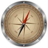 Metal Compass Royalty Free Stock Photos