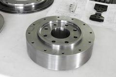 Metal component Stock Photo