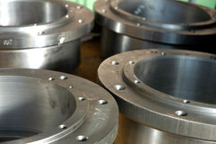 Metal components Royalty Free Stock Photo