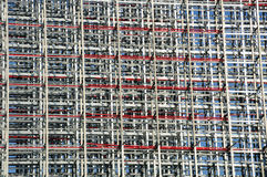 Metal construction. Royalty Free Stock Photography