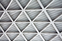 Metal Construction Abstract Background Stock Photography