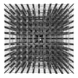 Metal constructions Stock Photography