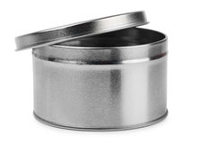 Metal container Royalty Free Stock Images