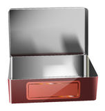 Metal container Stock Images