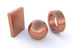 Metal Cooper Royalty Free Stock Image