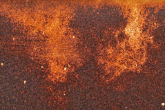 Metal corrode rusty texture Stock Image
