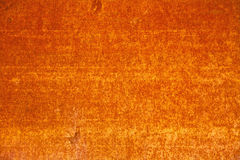 Metal corroded texture. Rust metall, orange color stock images