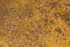 Metal corroded texture Stock Image