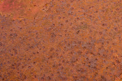 Metal corroded texture Stock Photography