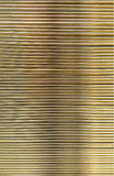 Metal corrugated sheet, texture, Royalty Free Stock Photo