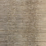 Metal corrugated sheet, texture, Royalty Free Stock Photos