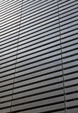 Metal coverings Stock Image