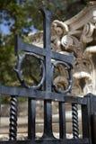 Crucifix at Gethsemane Royalty Free Stock Photography