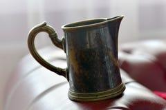 Metal cup Stock Photos
