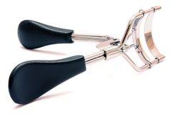 Metal curler for eyelashes Stock Photo