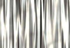 Metal curtain Stock Photo