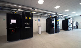 Metal 3D printers (EBM). Electron beam additive manufacturing is a type of additive manufacturing, or 3D printing, for metal parts. Metal powder or wire is Royalty Free Stock Images