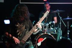 Metal da morte Imagem de Stock Royalty Free