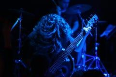 Metal da morte Imagens de Stock Royalty Free