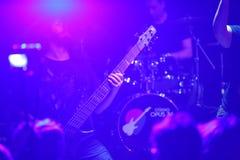 Metal da morte Fotografia de Stock Royalty Free