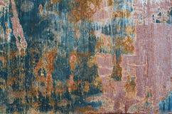 Metal da oxidação Imagens de Stock