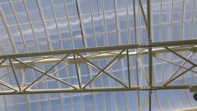 Metal dachowa struktura zbiory