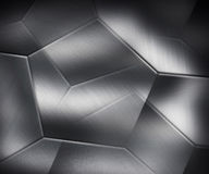 Metal dark texture neutral background Stock Photo