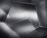 Metal dark texture neutral background Royalty Free Stock Photography