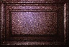 Metal de Brown Fotografía de archivo