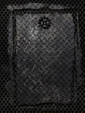 Metal de Grunge Ilustração do Vetor