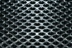 Metal de hoja Imágenes de archivo libres de regalías