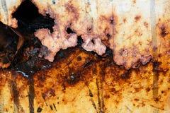 Metal de la textura Foto de archivo
