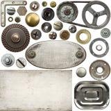 Metal details Stock Photos