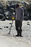 Metal detector Royalty Free Stock Photography