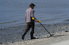 Metal detector Royalty Free Stock Photo
