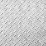 Metal diamond plate Royalty Free Stock Image