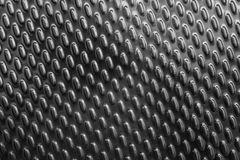 Metal diamond plate texture Stock Image