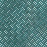 Metal diamond seamless pattern texture background - gray Royalty Free Stock Photography