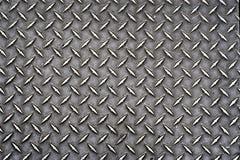 Metal Diamonds. This is a shot of some diamond plate metal Stock Photos