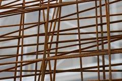 Metal dla budowy zdjęcia stock