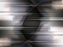 Metal do borrão Imagem de Stock
