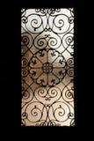 Metal door stock photos