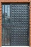 Metal Door Stock Photography