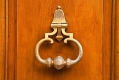 Free Metal Door Handle Knocker Stock Photo - 23728690