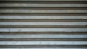 Metal door. Rusted steel door stock photography