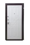 Metal door. Stock Photos